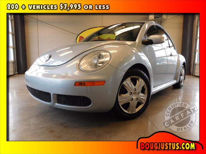 2010 Volkswagen New Beetle   city TN  Doug Justus Auto Center Inc  in Airport Motor Mile ( Metro Knoxville ), TN