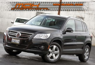 2010 Volkswagen Tiguan Wolfsburg - Leather - Multimedia in Los Angeles