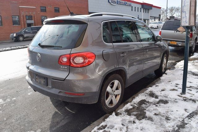 2010 Volkswagen Tiguan Wolfsburg Richmond Hill, New York 3