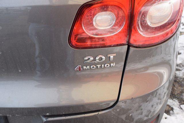 2010 Volkswagen Tiguan Wolfsburg Richmond Hill, New York 4