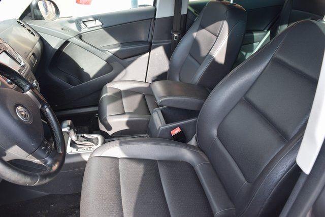 2010 Volkswagen Tiguan Wolfsburg Richmond Hill, New York 8