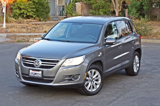 2010 Volkswagen TIGUAN S AUTOMATIC ONLY 92K MLS ALLOY WHEELS SERVICE RECORDS Woodland Hills, CA 27