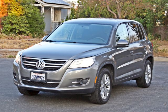 2010 Volkswagen TIGUAN S AUTOMATIC ONLY 92K MLS ALLOY WHEELS SERVICE RECORDS Woodland Hills, CA 11