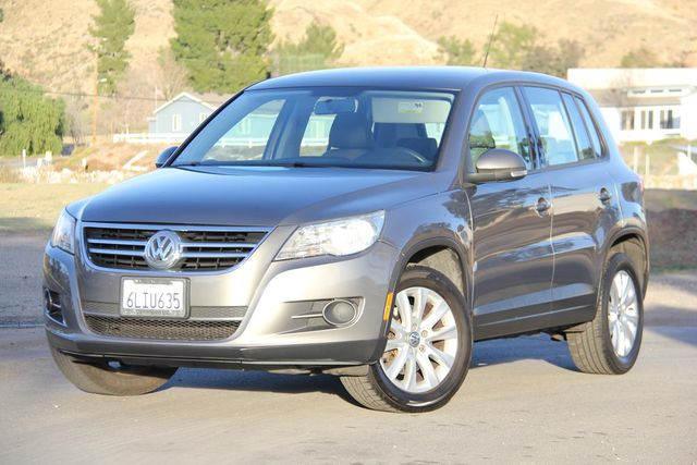 2010 Volkswagen Tiguan S Santa Clarita, CA 4