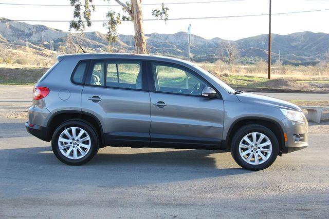 2010 Volkswagen Tiguan S Santa Clarita, CA 12