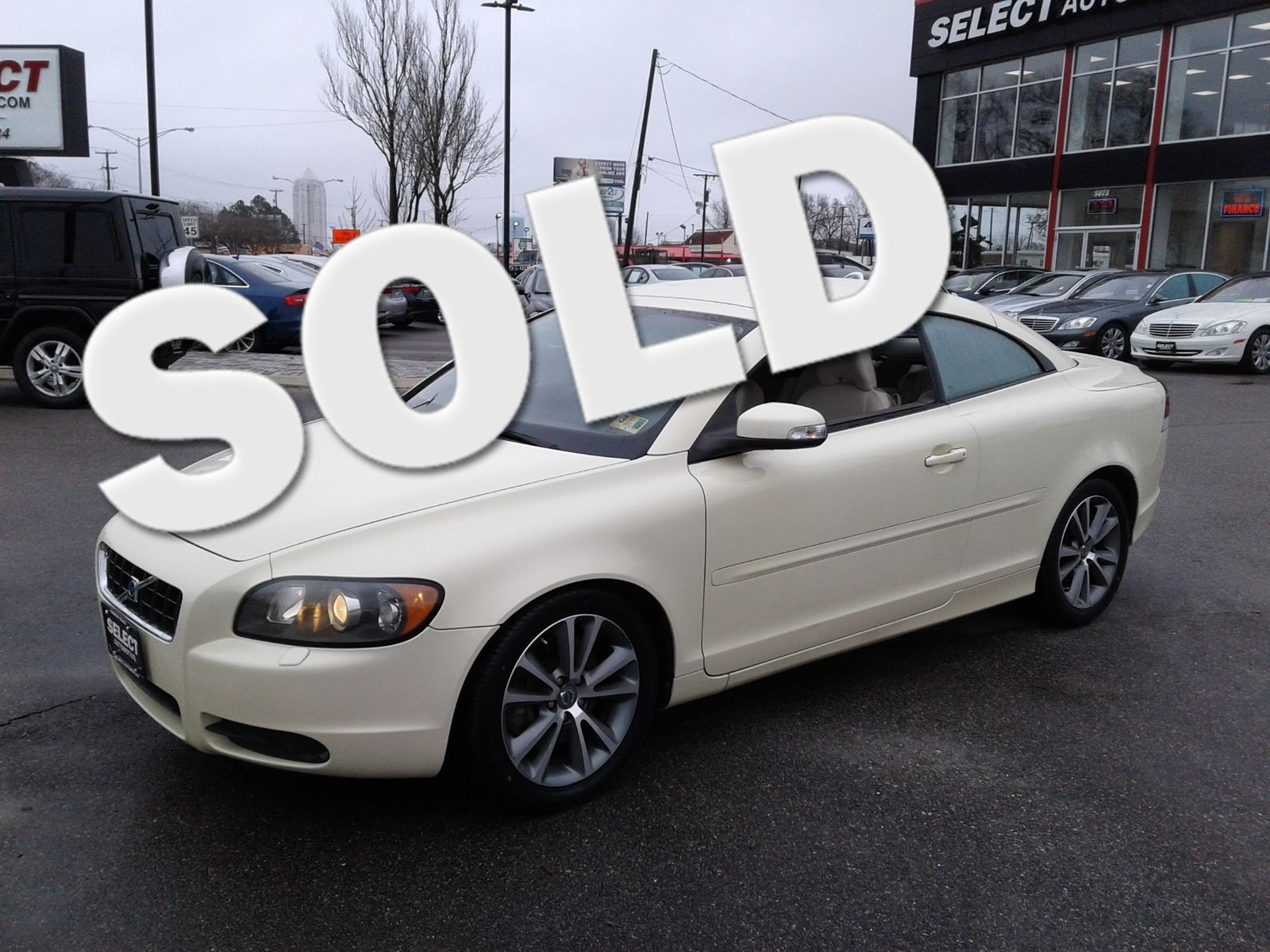 car powershift convertible watch for s volvo sale d used dealer lichfield