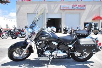 2010 Yamaha V-Star XVS650 Classic Dania Beach, Florida 1
