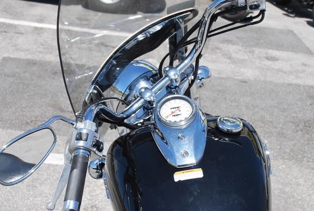 2010 Yamaha V-Star XVS650 Classic Dania Beach, Florida 14