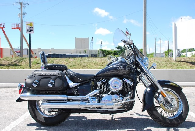 2010 Yamaha V-Star XVS650 Classic Dania Beach, Florida 0