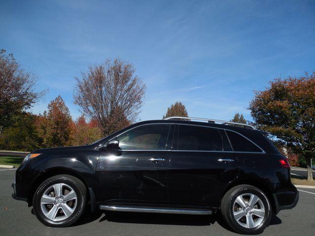 2011 Acura MDX Leesburg, Virginia 4