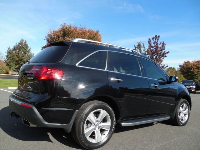 2011 Acura MDX Leesburg, Virginia 2