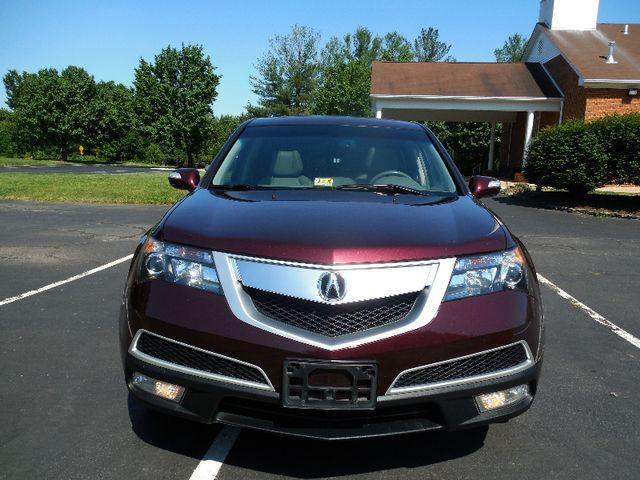 2011 Acura MDX Tech Pkg Leesburg, Virginia 7