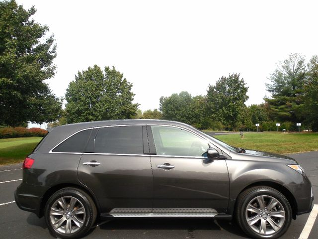 2011 Acura MDX Advance Pkg Leesburg, Virginia 8