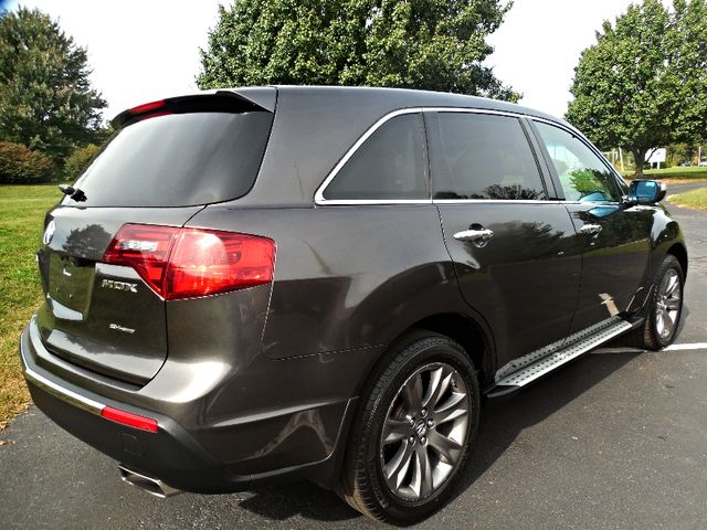 2011 Acura MDX Advance Pkg Leesburg, Virginia 4