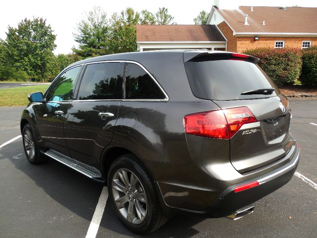 2011 Acura MDX Advance Pkg Leesburg, Virginia 6
