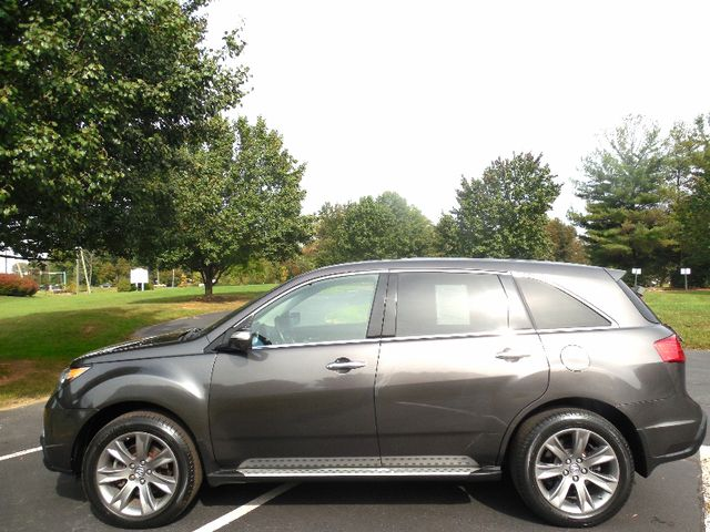 2011 Acura MDX Advance Pkg Leesburg, Virginia 10