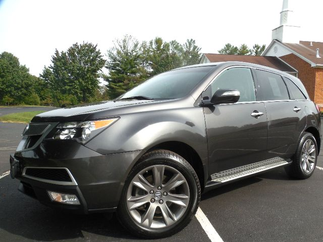2011 Acura MDX Advance Pkg Leesburg, Virginia 2