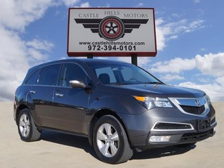 2011 Acura MDX Technology Pkg, Navigation, Sunroof, Hot Seats in Lewisville Texas