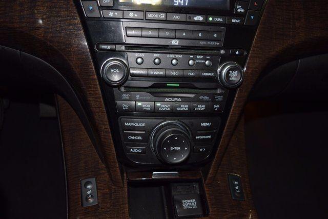 2011 Acura MDX Tech/Entertainment Pkg Richmond Hill, New York 21