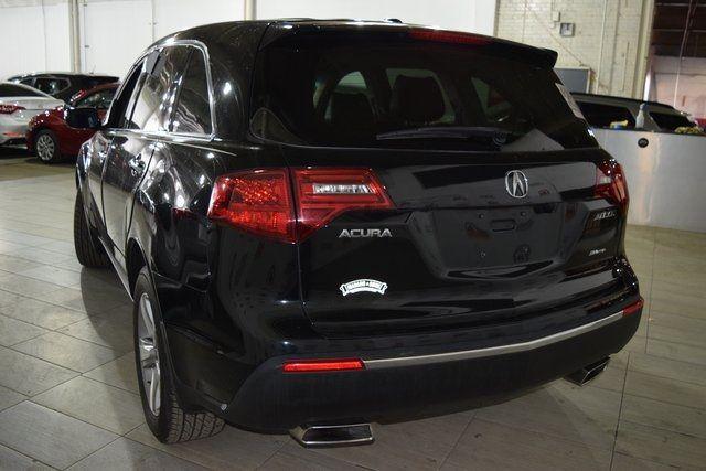 2011 Acura MDX 3.7L Richmond Hill, New York 8