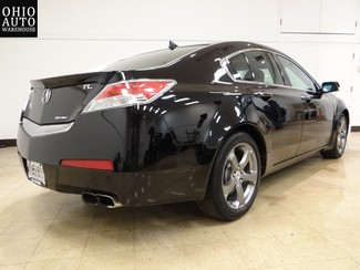 2011 Acura TL AWD Navi Sunroof Clean Carfax We Finance in Canton, Ohio