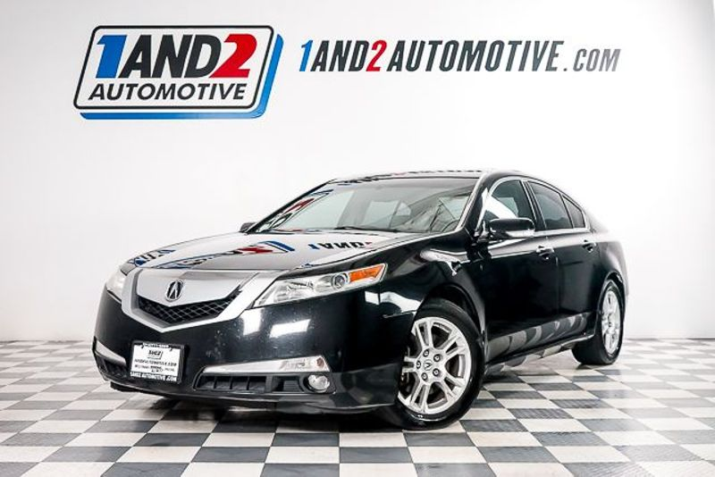 2011 Acura TL 5-Speed AT with Tech Package in Dallas TX