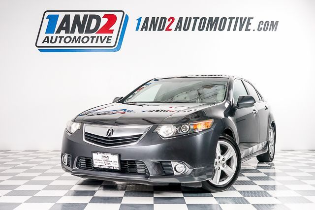 2011 Acura TSX 5-Speed AT in Dallas TX