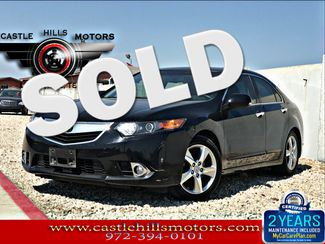 2011 Acura TSX 2.4 | Lewisville, Texas | Castle Hills Motors in Lewisville Texas