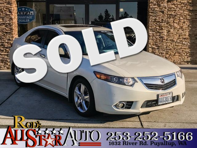 2011 Acura TSX The CARFAX Buy Back Guarantee that comes with this vehicle means that you can buy w