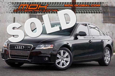 2011 Audi A4 2.0T Premium - Manual - APR intake  in Los Angeles