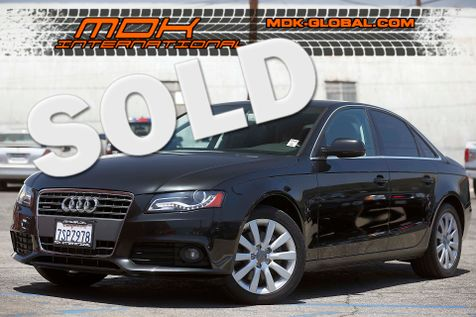 2011 Audi A4 2.0T Premium Plus - Navigation - Quattro in Los Angeles