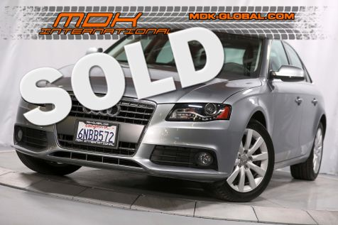 2011 Audi A4 2.0T Premium Plus - Only 44K miles in Los Angeles