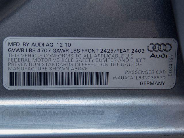 2011 Audi A4 2.0T Premium Burbank, CA 38