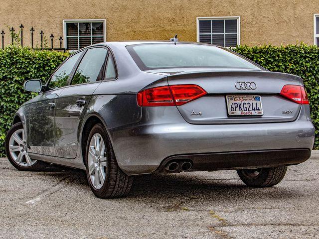 2011 Audi A4 2.0T Premium Burbank, CA 4