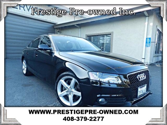 2011 Audi A4 20T Premium Plus 2011 AUDI A4 20T QUATTRO PREMIUM PLUS--AWD-ONLY 69K MILES