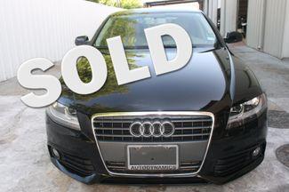 2011 Audi A4 2.0T Premium Houston, Texas
