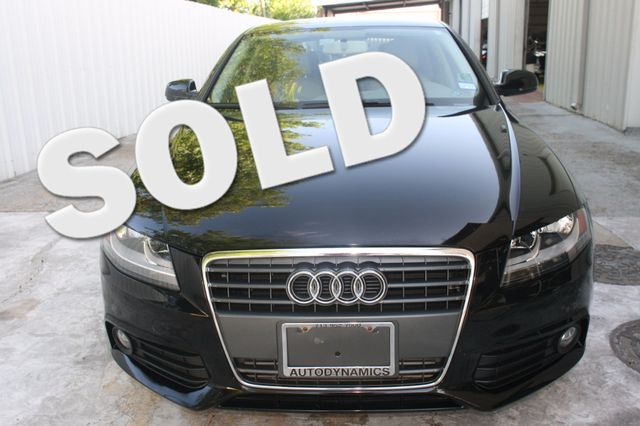 2011 Audi A4 2.0T Premium Houston, Texas 0