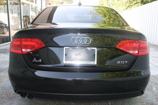 2011 Audi A4 2.0T Premium Houston, Texas 4