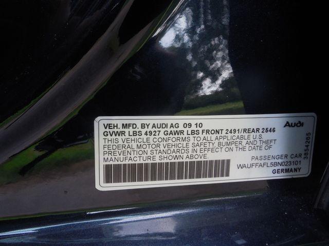 2011 Audi A4 2.0T Premium Plus Leesburg, Virginia 34