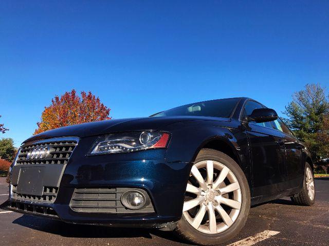 2011 Audi A4 2.0T Premium Plus Leesburg, Virginia 1