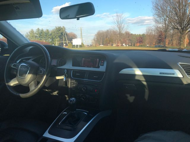 2011 Audi A4  2.0T Premium Manual 6-Speed Leesburg, Virginia 12