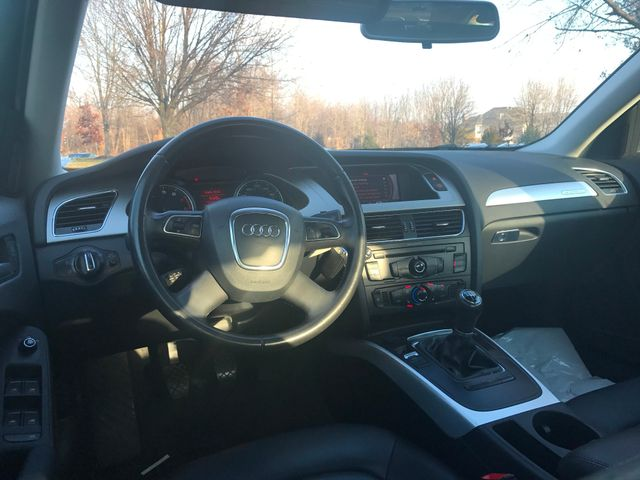 2011 Audi A4  2.0T Premium Manual 6-Speed Leesburg, Virginia 14
