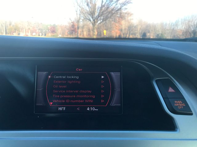 2011 Audi A4  2.0T Premium Manual 6-Speed Leesburg, Virginia 25