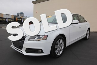 2011 Audi A4* PREM PKG* LEATHER* HEATED* MOONROOF* AUTO 2.0T Premium* TURBO* LOW MILES* WONT LAST Las Vegas, Nevada