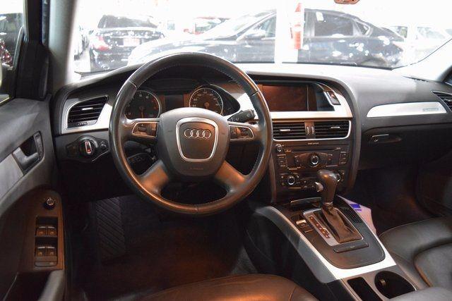 2011 Audi A4 2.0T Premium Plus Richmond Hill, New York 10