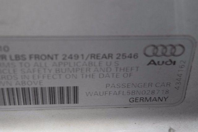2011 Audi A4 2.0T Premium Plus Richmond Hill, New York 18
