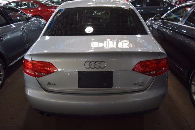 2011 Audi A4 2.0T Premium Plus Richmond Hill, New York 5