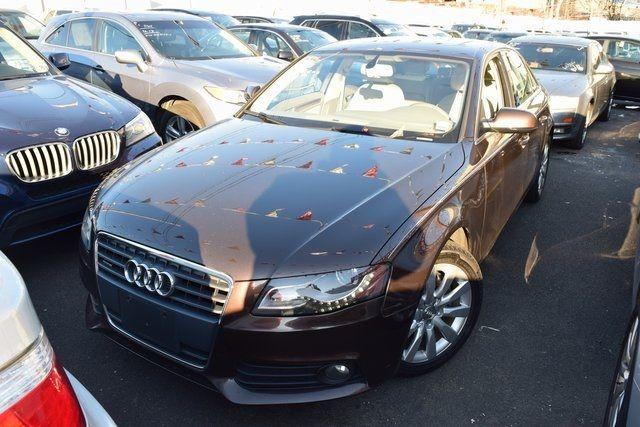 2011 Audi A4 2.0T Premium Plus Richmond Hill, New York 1