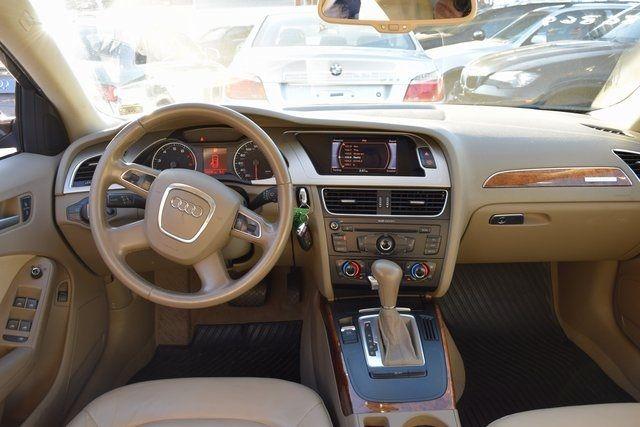 2011 Audi A4 2.0T Premium Plus Richmond Hill, New York 17