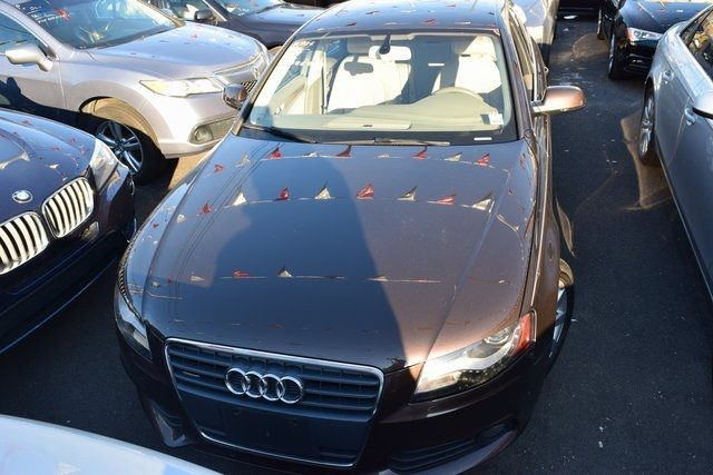 2011 Audi A4 2.0T Premium Plus Richmond Hill, New York 2